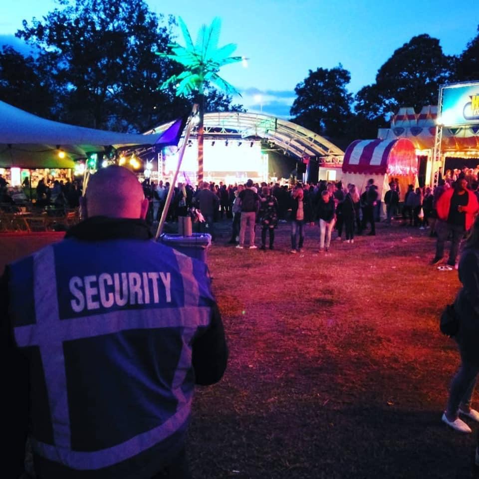 evenement beveiliging